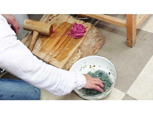 Washi Paper Making Experience in Saitamaの紹介画像