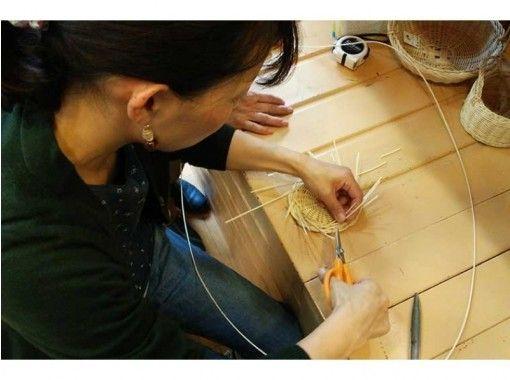 Rattan Weaving Experience in Saitamaの紹介画像