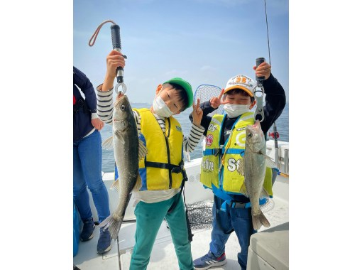 """[Asakusa Station. Kachidoki Station] Rest assured with a """"completely reserved"""" full lecture only for family and friends! Let's enjoy boat fishing easily! [Introduction of restaurants where you can bring in fish]の紹介画像"""