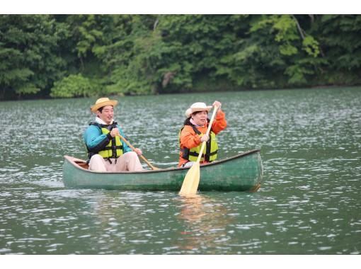 HIS Super Summer Sale [Hokkaido / Tokachi] Canadian Canoeing Experience (2 hours)の紹介画像