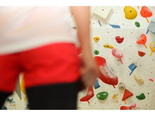 [大阪-福島]女性也很受歡迎室內攀岩體驗!の紹介画像