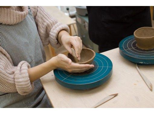【埼玉・上尾】ホームセンターで気軽に陶芸!お子様も歓迎・器が2個作れる手びねり体験