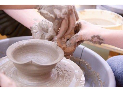 【埼玉・上尾】ホームセンターで気軽に陶芸!初心者歓迎・電動ろくろで器作り体験