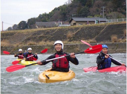 【静岡・伊豆・長岡】初心者歓迎♪富士山を望む 伊豆リバーカヤック体験【午前・午後】