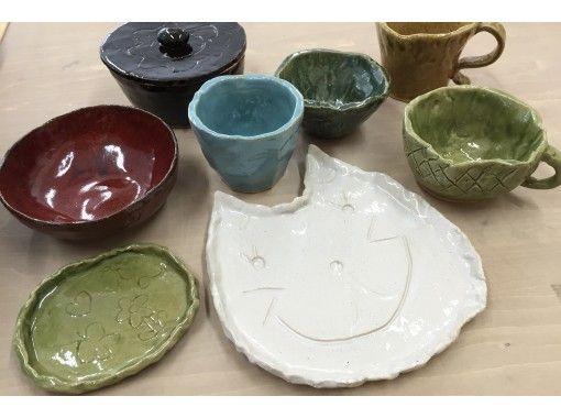 【岩手・盛岡】ホームセンターで気軽に陶芸!お子様も歓迎・器が2個作れる手びねり体験