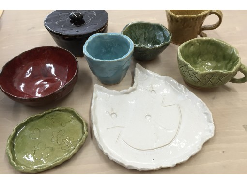 【北海道・札幌西】ホームセンターで気軽に陶芸!お子様も歓迎・器が2個作れる手びねり体験