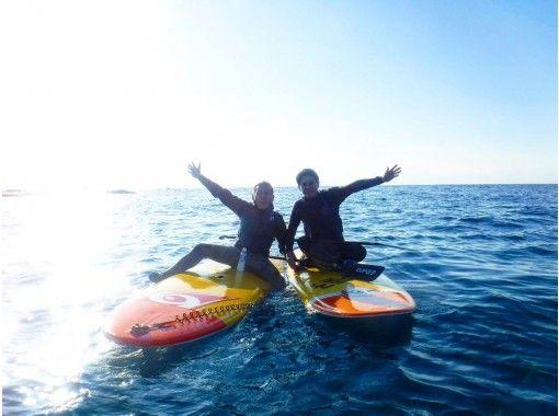 【神奈川・逗子】初めてのSUP体験!ゆっくりSUPで海上散歩![写真撮影付き] の紹介画像