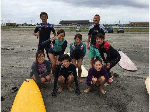 【千葉・九十九里大網白里】 みんなで楽しもう♪体験サーフィンスクール!!