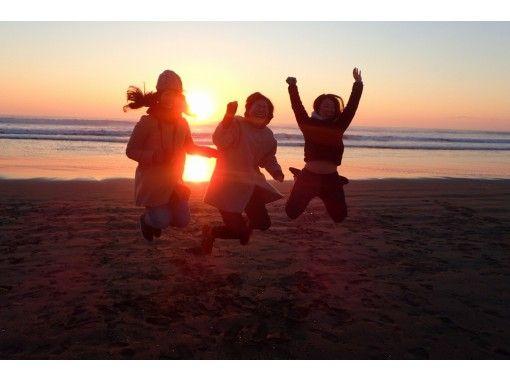 [Chiba ・ Kujukuri Oami white village】 Let's enjoy it together ♪ Experience Surfing! !の紹介画像