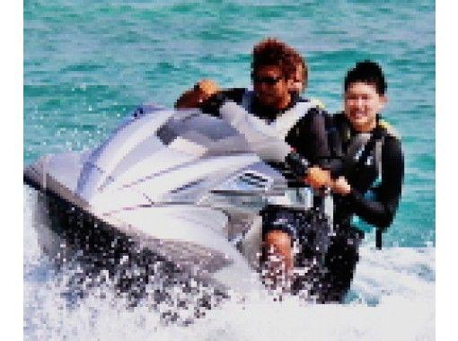 【沖縄・恩納村】3歳~OK!お得なパックメニュー★お好きなトーイング&ドラゴンボート&マリンジェット