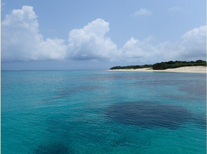 Okinawa remote island Diving spot
