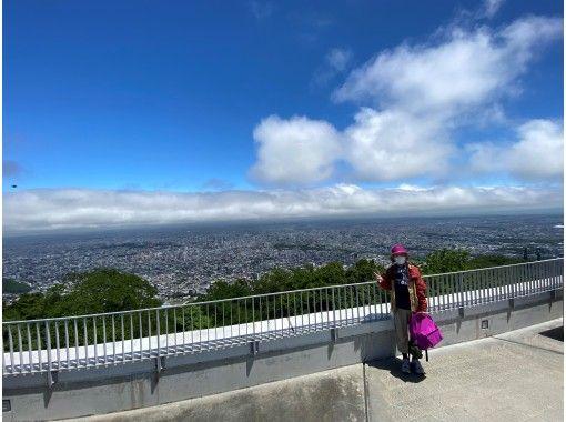 札幌発着【北海道/札幌】都会の中で登山体験!藻岩山(531m)登山 の紹介画像