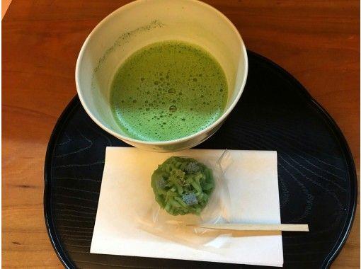 【広島・市街】安芸の国めぐり COOL HIROSHIMA 着物を着て茶道体験の紹介画像