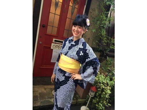 【広島・市街】安芸の国めぐり 着物でおでかけ・街歩き(着物レンタルプラン)1泊2日OKの紹介画像