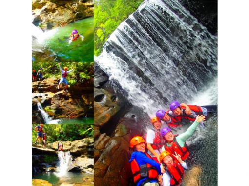 【石垣島・西表島】マングローブSUP・カヌー秘境の滝巡&キャニオニング【ツアー写真無料プレゼント】