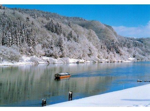 [Yamagata ・ Mouth] Enjoy the four seasons of the colorful Mogami Gorge ♪ Mogami River downの紹介画像