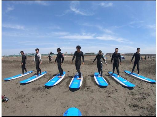 【神奈川・湘南・藤沢】現役プロサーファーが教える!未経験・初心者・体験サーフィンスクールの紹介画像