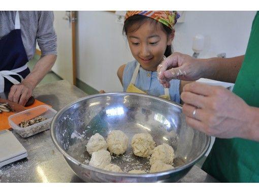 [冲绳护市]冲绳荞麦面制作体验-冲绳风格的饭!小孩子们可以一起玩!の紹介画像