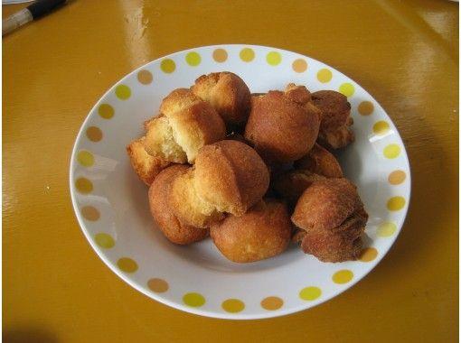 [沖縄護]琉球糖果體驗〜包括3種糖果製作和下午茶時間,孩子們可以一起享受!の紹介画像