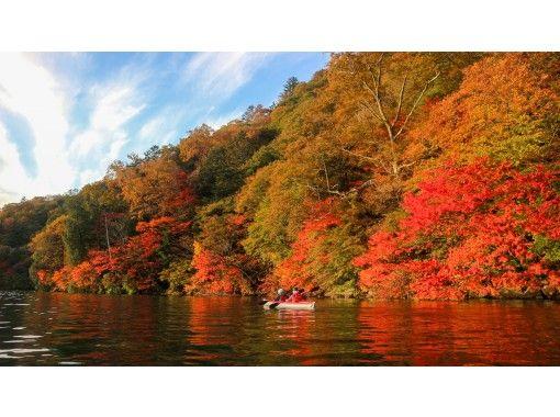 ≪10, 13:00≫ 獨木舟之旅,可欣賞日光中禪寺湖的壯麗景色 小團體,預訂,照片の紹介画像