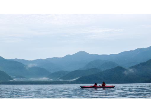 ≪Evening 15:30≫ Canoe tour with a spectacular view at Lake Chuzenji in Nikko Small group, reserved, with photosの紹介画像
