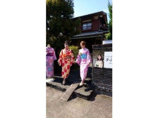 【三重・伊勢】☆NEW☆着物or浴衣レンタル(プレミアムダブルプラン)