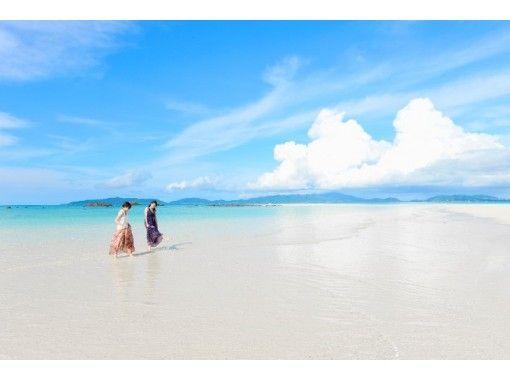 【沖縄・石垣島】幻の島(浜島)上陸ツアー