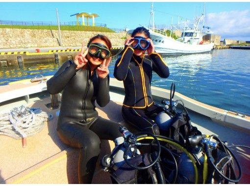 送迎あり☆満足度ナンバー1☆綺麗な施設完備【ボート・貸切体験ダイビング】水中写真&動画プレゼント☆