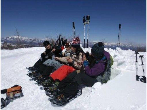 【長野・軽井沢】最高の雪質と富士山・八ヶ岳の眺望「高峰山スノーシュートレッキング標高2000m」