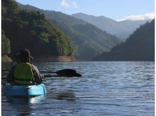 [AJ benefits available] Canoe tour at the most beautiful early morning lake of the day ♪ * Kanto / Gunma / Minakamiの紹介画像