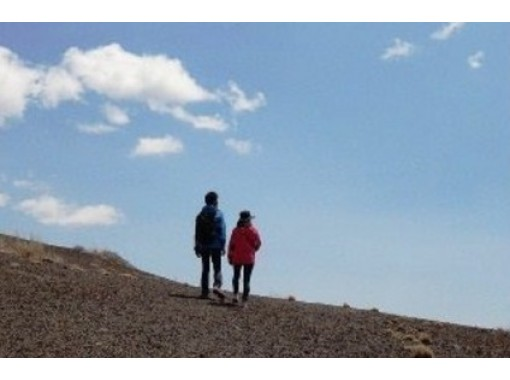 [Nagano/ Asama] Mountain climbing at the first mountain climb! At the foot of Asama foot trekking (beginner) with safety guide! Family fun!の紹介画像