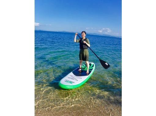 [滋賀-大津·Matsunoura] Sap Cruise&SUP瑜伽非常滿意的課程♪の紹介画像
