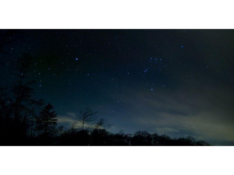 【長野県・浅間山】夜の森ナイトハイク&きらめくスターウォッチング【トレッキング・夜】の紹介画像