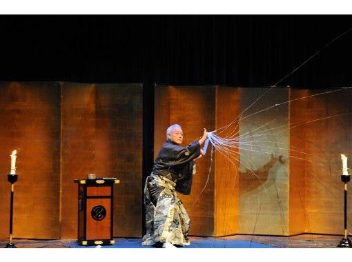【東京・神田明神】江戸伝統手品の世界!EDOCCO ILLUSION SHOW!弁松の昼食付