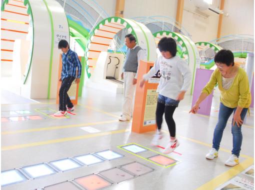 665【熊本・阿蘇】くまもっと 阿蘇ファームランド 遊び感覚で健康チャレンジ!ファミリープログラムセット