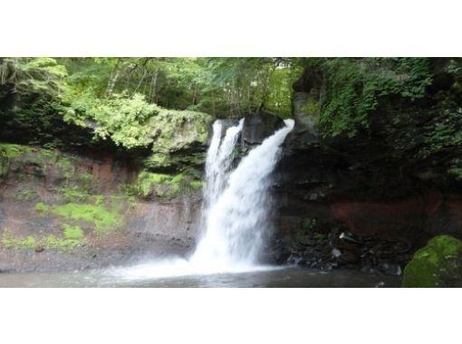 [Nagano Prefecture Asama] - emergency waterfall to ~ River trekking [trekking] of unexplored regionの紹介画像