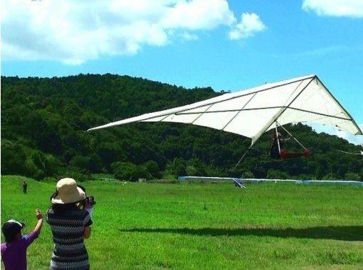 【滋賀・彦根荒神山】ハンググライダー体験(1日コース)の紹介画像