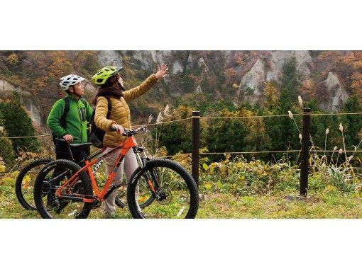 【宮城・仙台】秋保里山サイクリングツアー「食と買い物コース」~ガイドと秋保のお薦めスポットを巡る~