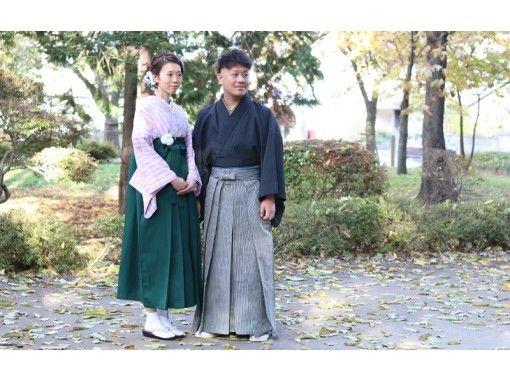 【長野県・塩尻】カップルにおすすめ!時間を気にせず翌日返却!着物姿で散策して特別な二人の思い出を♪の紹介画像