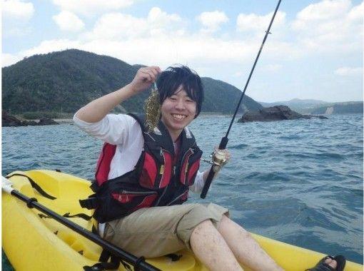 【沖縄・国頭郡】1dayコース:マングローブ・カヌー&海釣り