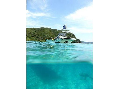 【鹿児島・奄美大島】神秘的な世界へご案内!ファンダイビング(ボート)