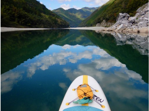 【Kochi・Niyodogawa】 The Niyodo Blue River Experience ♪ SUP Adventure ★ Recommended for Couples and Girls' Trip ♪の紹介画像