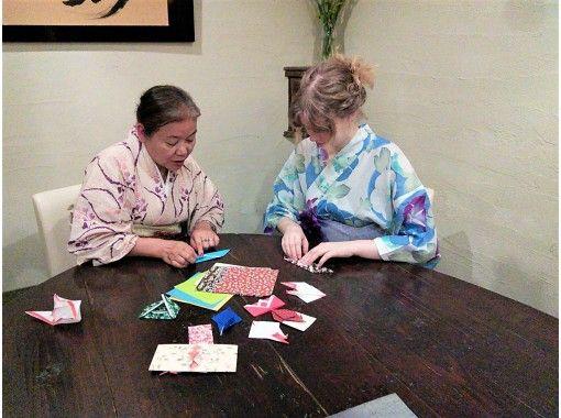 【広島・中区】折形(おりがた)体験 - 和紙を折って贈り物を包む日本作法ワークショップ