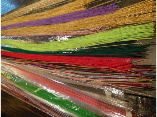 【広島・中区】水引細工(みずひきざいく)体験 - 伝統工芸ワークショップ