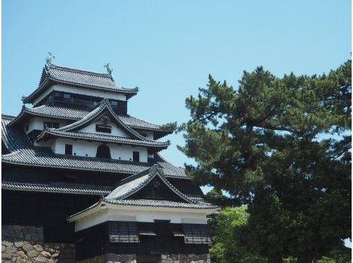 【島根・松江】歴史溢れる城下町をレンタサイクルで自由に散策!