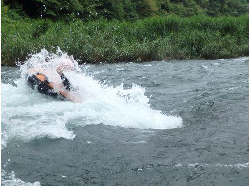 【東京・奥多摩】川を体で感じるこの感覚!ハイドロスピード(半日コース)