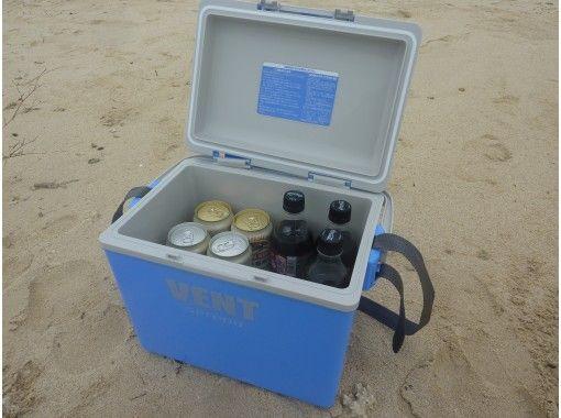 クーラーボックス(保冷剤付き)レンタル