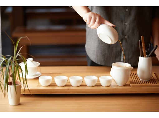 【沖縄・恩納村・半日体験】呼吸&瞑想会+中国式お茶会プラン エネルギーチャージ満杯 女性に大人気!