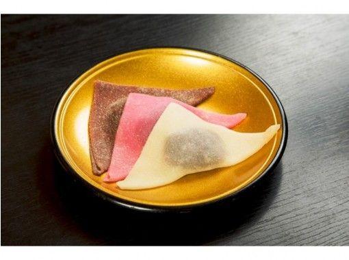 【京都・左京区】京都の名菓!生地から作る生八つ橋手づくり体験