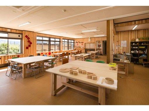 【秋田・大館】丸弁当箱/パン皿/七寸盆から選べる 曲げわっぱ作り体験!伝統工芸を楽しく学ぼう♪